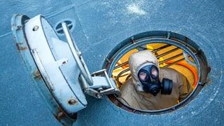 Seco bewilligte Export von potentiellem Giftgas-Bestandteil