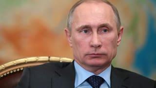 Umbruch in der Ukraine: Putin setzt auf Säbelrasseln