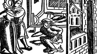 Toiletten suchte man 1517 vergebens
