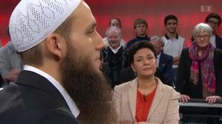 «Arena»: Wo steht der Islam in der Schweiz?