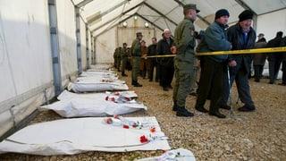 Zu wenig Beweise für Organhandel während Kosovo-Krieg
