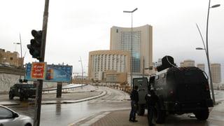 Tödlicher Terror-Anschlag auf Luxushotel in Tripolis