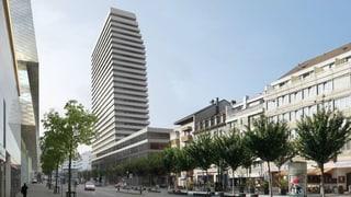 Grossteil der Basler ist für den Bau von Hochhäusern