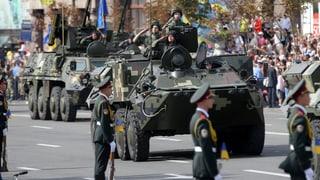 Die Ukraine feiert ihren 23. Geburtstag