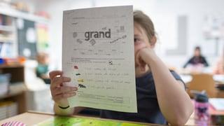 Die Volksinitiative für nur eine Fremdsprache an Zürcher Primarschulen wird deutlich abgelehnt