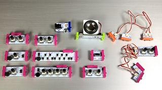«littleBits Synth Kit»: Klänge kreieren und verstehen
