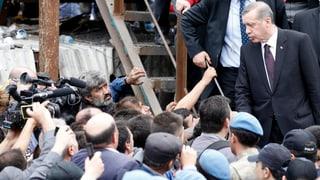Erdogan: «Solche Unfälle passieren ständig»