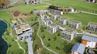 Glisch verda per project turistic a Savognin