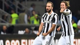 Juventus gewinnt spektakuläres «Derbi d'Italia»
