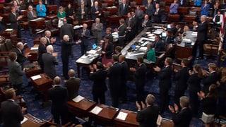 Die Republikaner haben die Hürde hauchdünn genommen. Nur Stunden später erlebten ihre Pläne einen ersten Dämpfer.