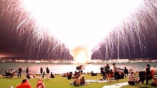 7 Feuerwerke für die Ewigkeit