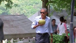Pflicht und Plaisir: Obamas Besuch in Laos