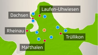 Atommüll-Endlager: Bohrungen in fünf Zürcher Gemeinden geplant