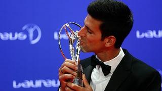 Djokovic ist Weltsportler des Jahres