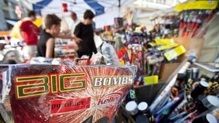 Händler fürchten Feuerwerksverbote