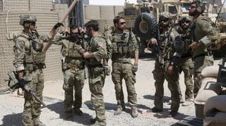 Ex-US-Militärs warnen: Truppenabzug in Afghanistan ist riskant