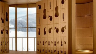 Ostschweiz setzt auf Musik und Klänge