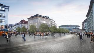Wieder Nein zum Marktplatz in St. Gallen