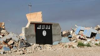 IS s'avanza er en la Libia