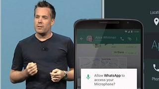 Google: Online-Fotodienst und bald verbessertes Android