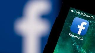 Facebook soll sich nicht einmischen