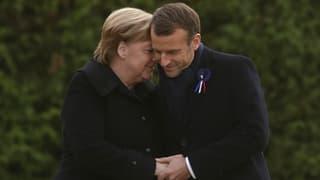 «Allerletzte Versöhnung» Frankreichs und Deutschlands