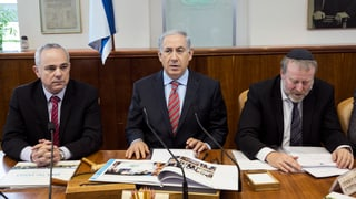 Netanjahu warnt Palästinenser vor einseitigen Schritten