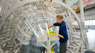 Ruag will in Emmen 200 zusätzliche Arbeitsplätze schaffen
