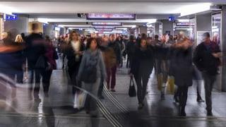 Schweizer Männer sind gestresst, Frauen noch mehr