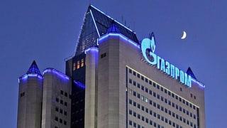 Gazprom wittert Geschäft auf der Krim