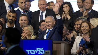 Das rechte Lager um Netanjahu gewinnt Mehrheit