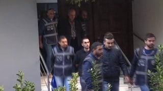 Türkei: Festnahme von 20 mutmasslichen IS-Mitgliedern