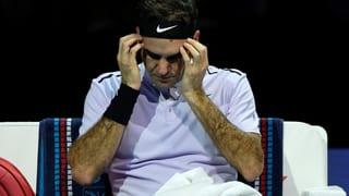 Federer scheitert im Halbfinal an Goffin