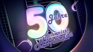 Video ««50 Jahre Schweizer Hitparade» bei Schweizer Radio und Fernsehen » abspielen
