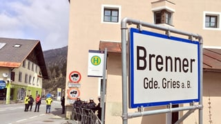 Austria vul introducir controllas al Brenner