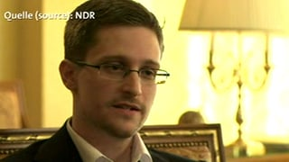 Snowden hofft auf Deal mit den USA