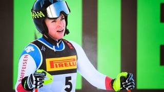 Lara Gut-Behrami fällt für das Weltcupfinale aus