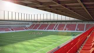 Stadion Torfeld Süd Aarau: Baubewilligung im Frühling 2014?