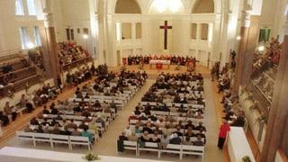 Tabubruch: Darf eine Kirche umgenutzt werden?