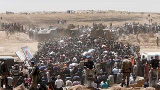 Türkei bietet syrischen Flüchtlingen keine Perspektiven