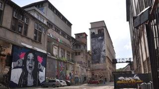 Neues Leben soll die alten Fabrikhallen füllen
