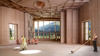 St. Gallen spricht 19 Millionen für Klanghaus Toggenburg