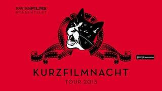 Video «Kurzfilmnachttour 2013» abspielen