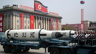 Wie schlagkräftig sind Nordkoreas Waffen?