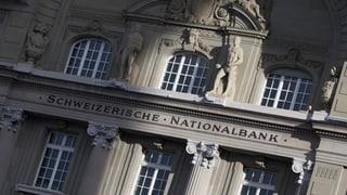 Milliardengewinn für Schweizer Nationalbank