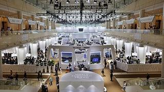 Das WEF: eine private Mini-UNO? (Artikel enthält Audio)