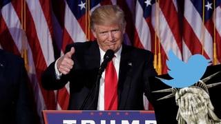 #USWahl2016: Aufschrei im Netz
