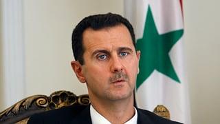 Fabius will Prozess gegen Assad und seine Getreuen