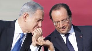 Netanjahu will Fronten gegen den Iran verschärfen
