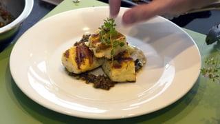 Degustation: Halloumi schneiden besser ab als Grillkäse (Artikel enthält Video)